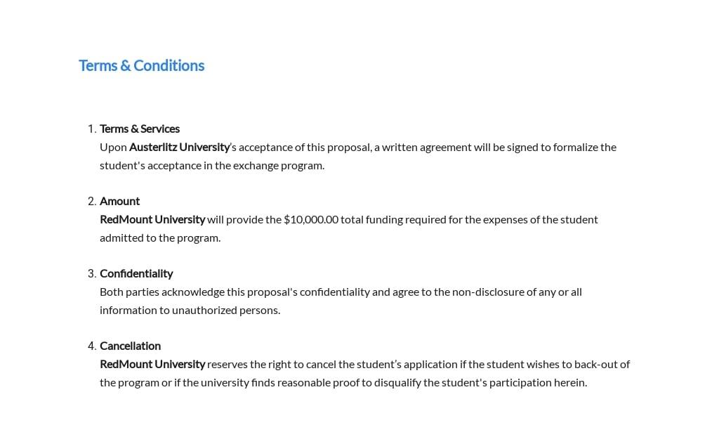 Free Basic University Proposal Template 5.jpe