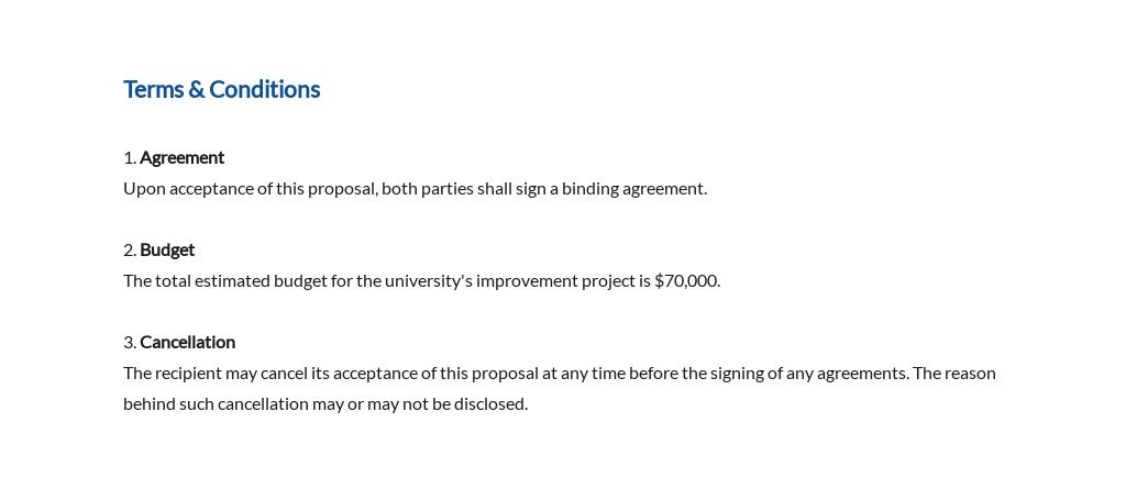 Free Sample University Proposal Template 5.jpe