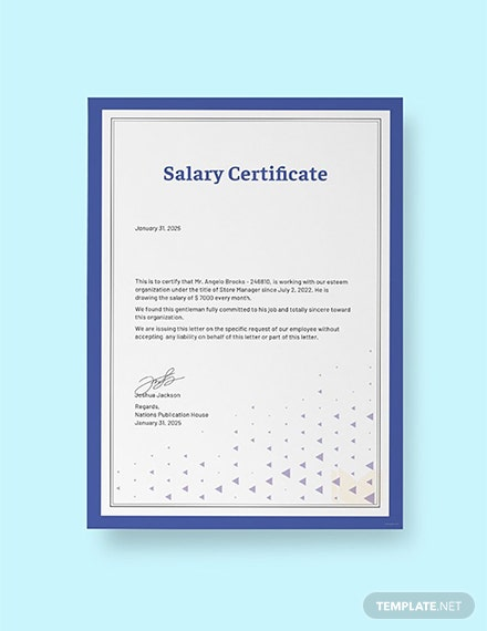 232 Free Certificate Templates Download Ready Made Template Net