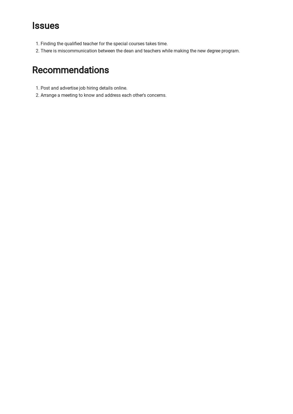 Free Basic University Report Template 2.jpe