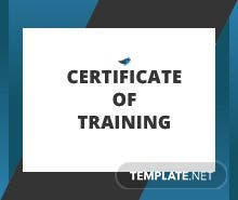 Industrial training certificate template in adobe photoshop security training certificate template yadclub Images