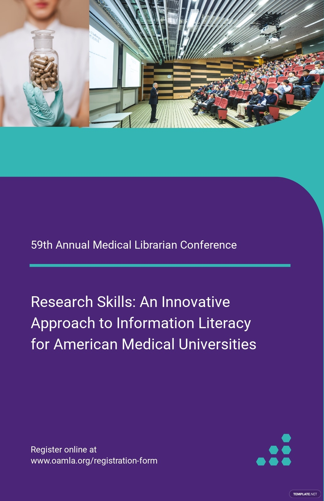 University Conference Poster Template