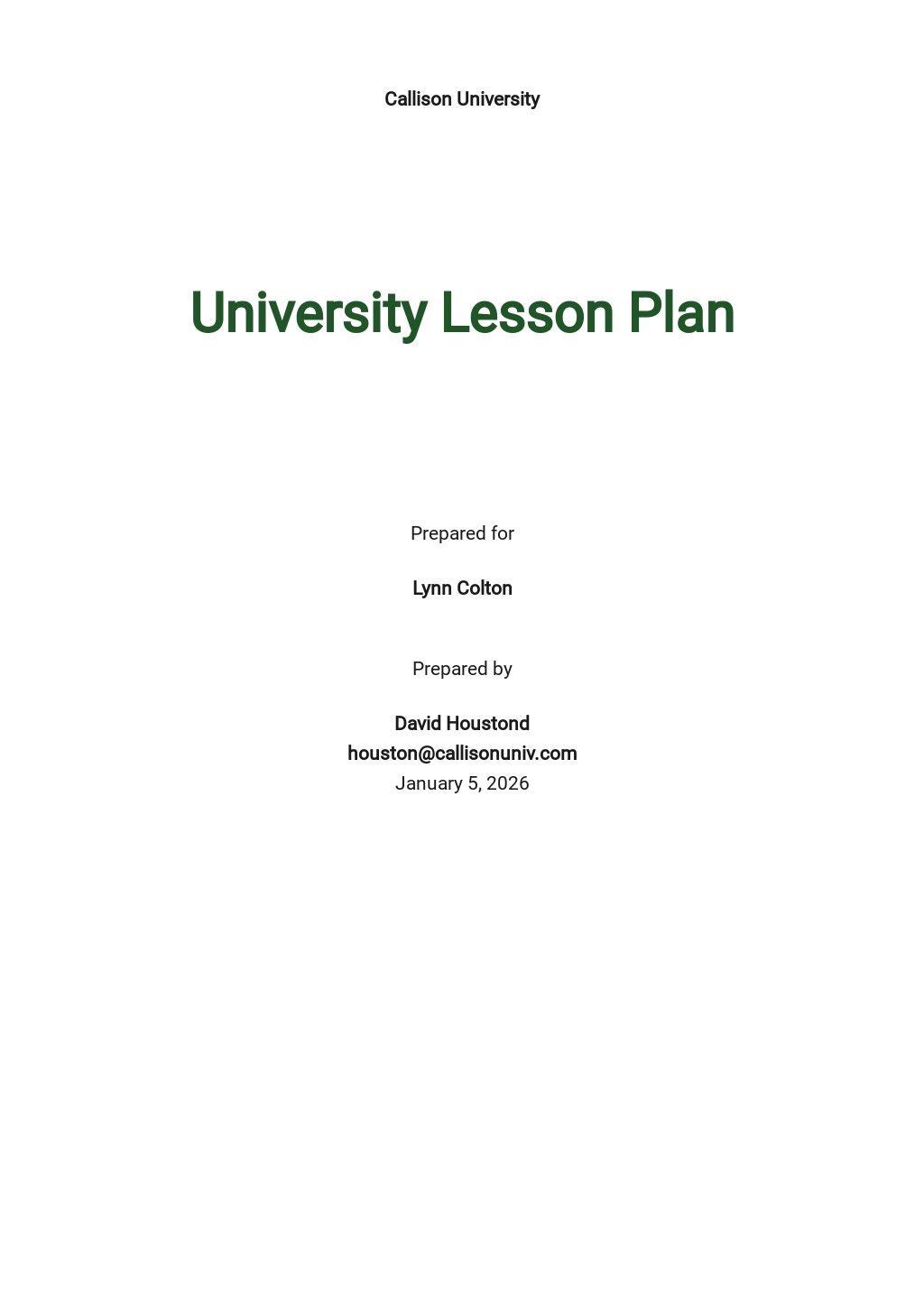 University Lesson Plan Template.jpe