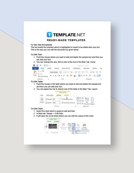 University Application Form Instructions