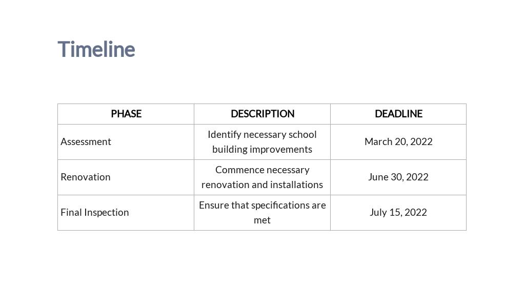 Free Sample School Project Proposal Template 2.jpe