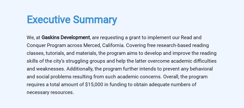 Non Profit Grant Proposal Sample Template 2.jpe