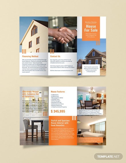 free house for sale brochure template download 151 brochures in