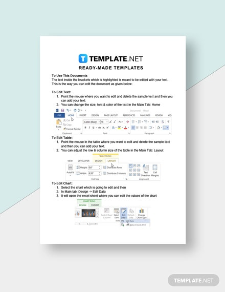 Weekly Class Evaluation Form Template