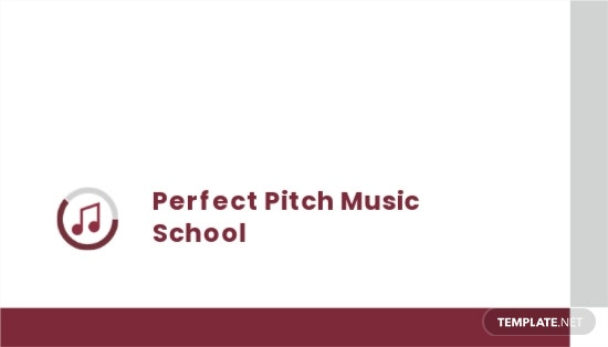 Music School Business Card Template.jpe