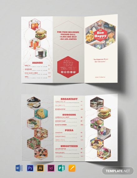 free fast food brochure template 440x570 1