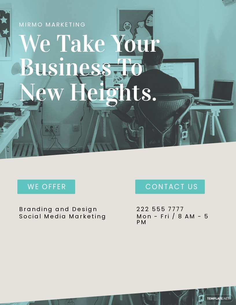 Creative Marketing Flyer Template.jpe