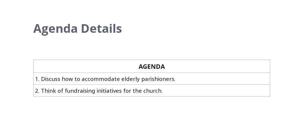 Church Annual Meeting Minutes Template 2.jpe