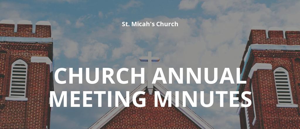 Church Annual Meeting Minutes Template.jpe