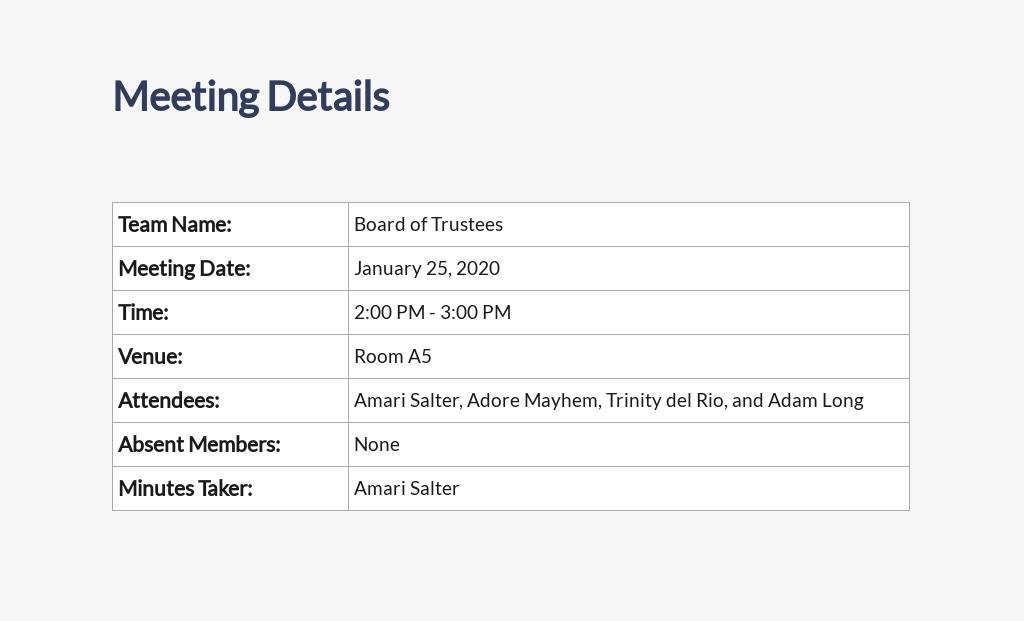 Board of Trustee Meeting Minutes Template 1.jpe