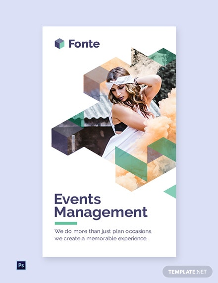Free Event Management Whatsapp Template