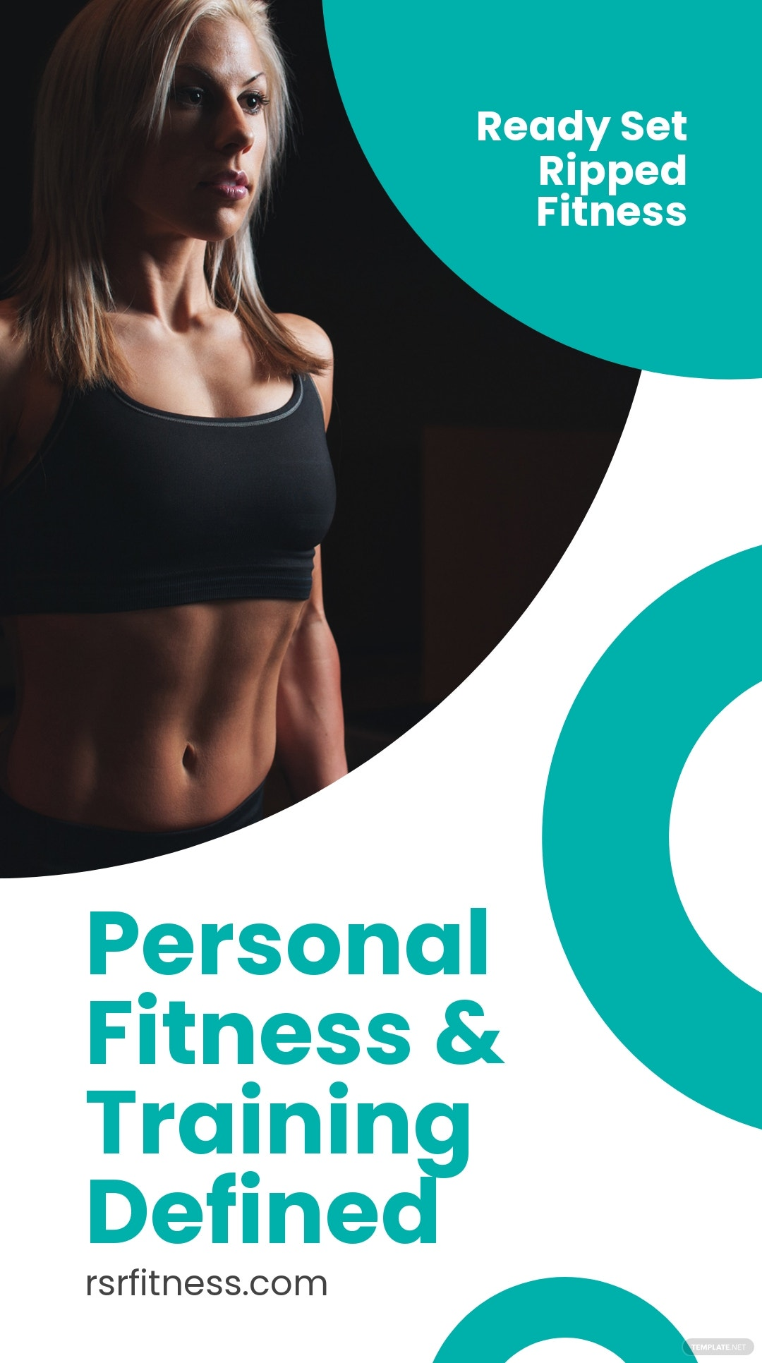 Personal Trainer Instagram Story Template.jpe