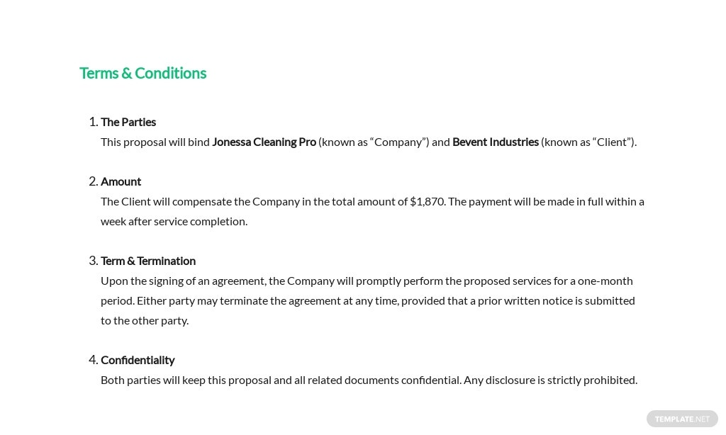 Sample Cleaning Proposal Template 6.jpe
