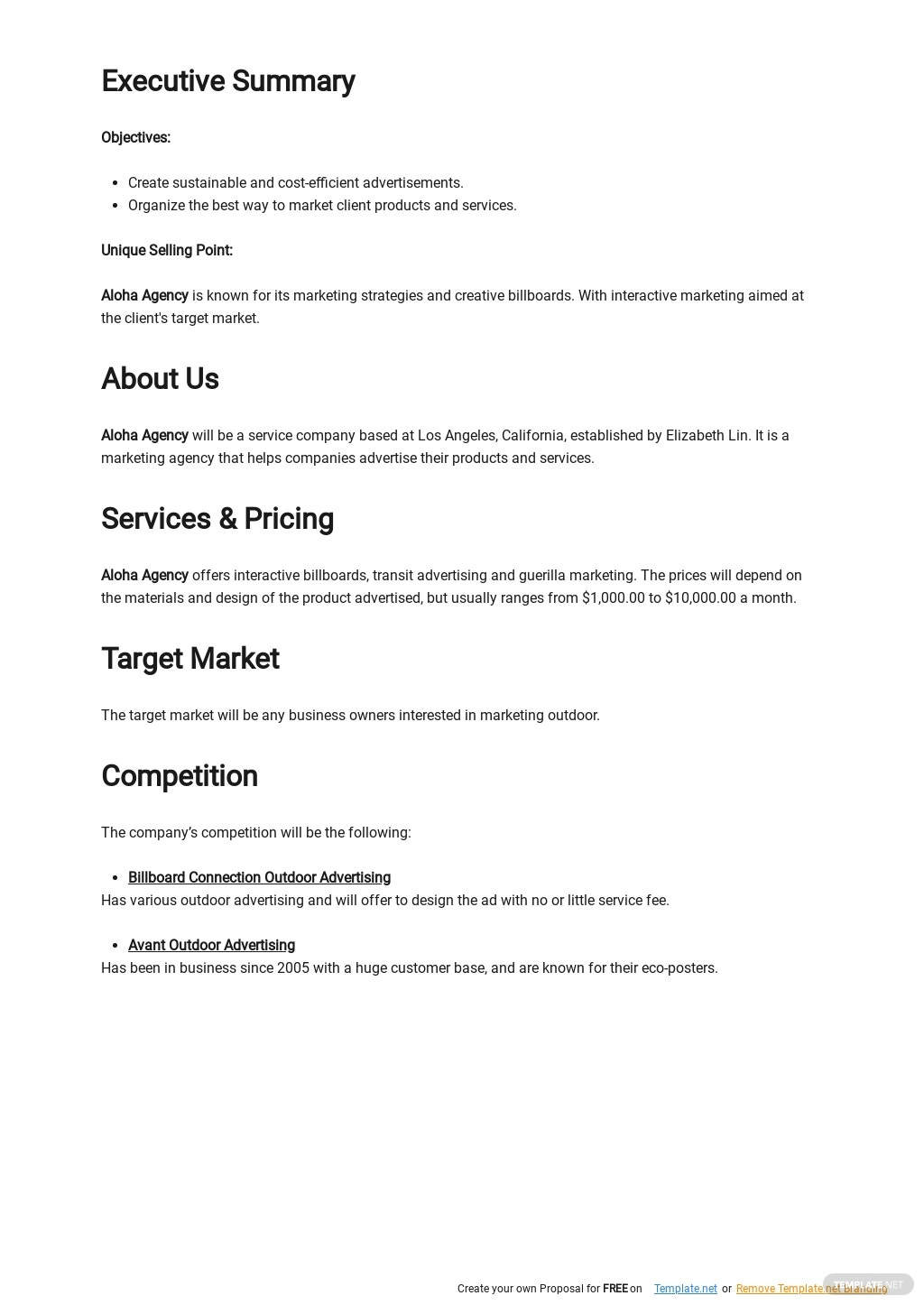 Outdoor Advertising Agency Business Plan Template 1.jpe