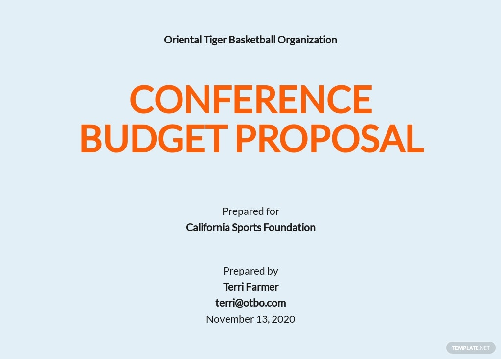 Conference Budget Proposal Template.jpe