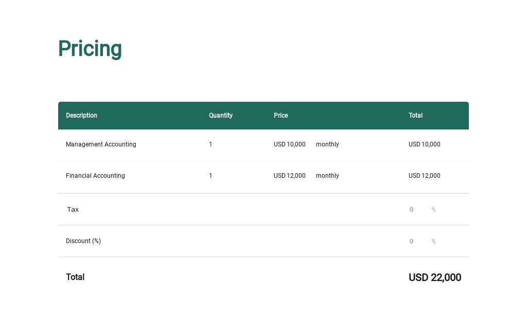 Free Sample Accounting Proposal Template 3.jpe