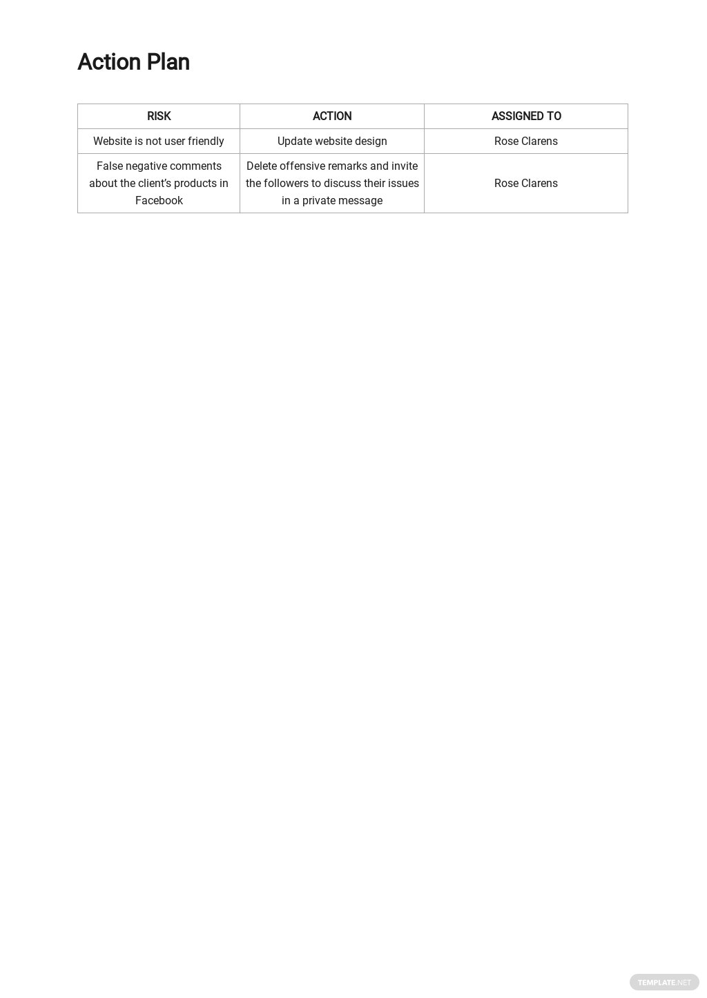 Advertising Agency Monthly Client Report Template 2.jpe