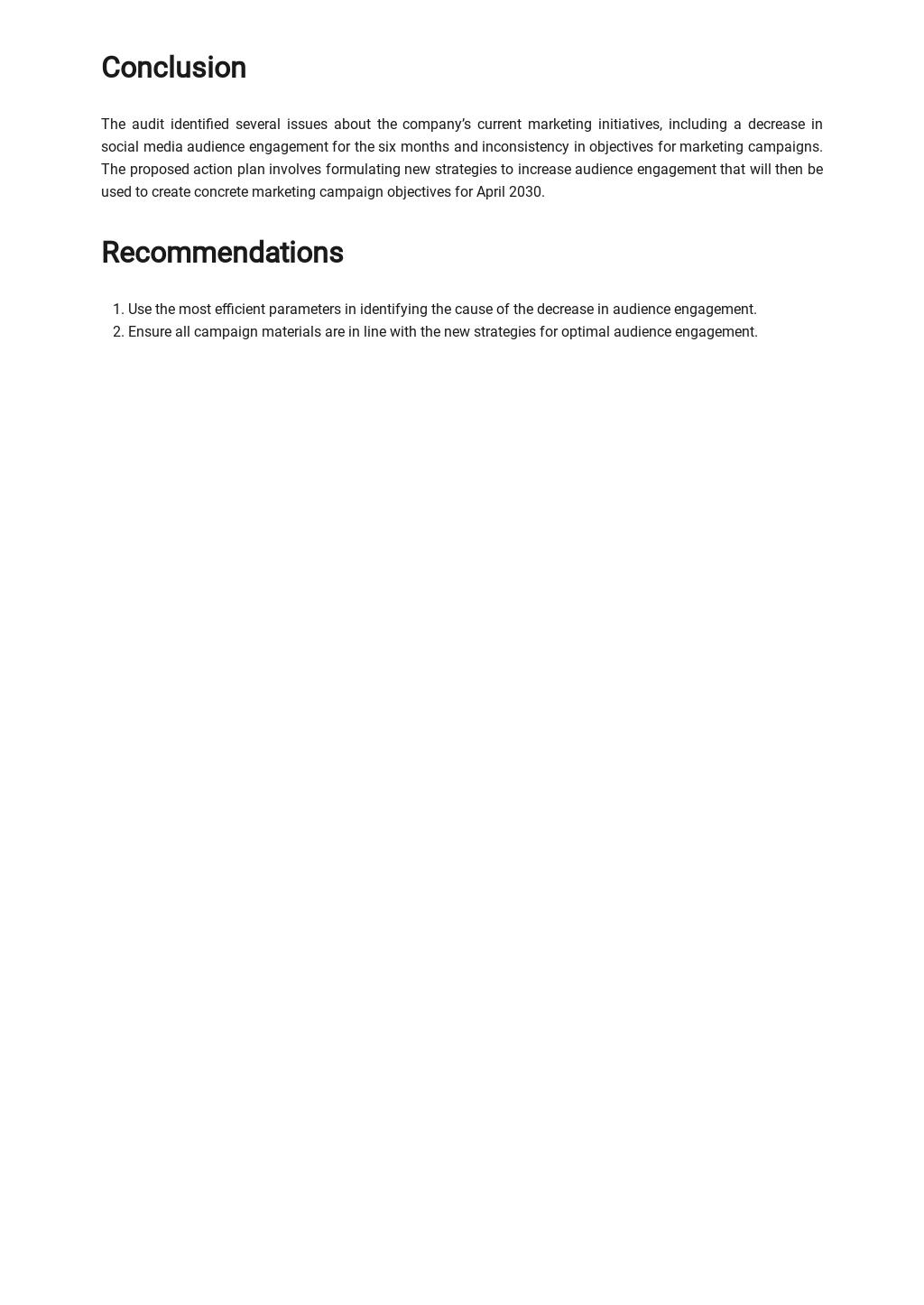Sample Advertising Agency Report Template 3.jpe