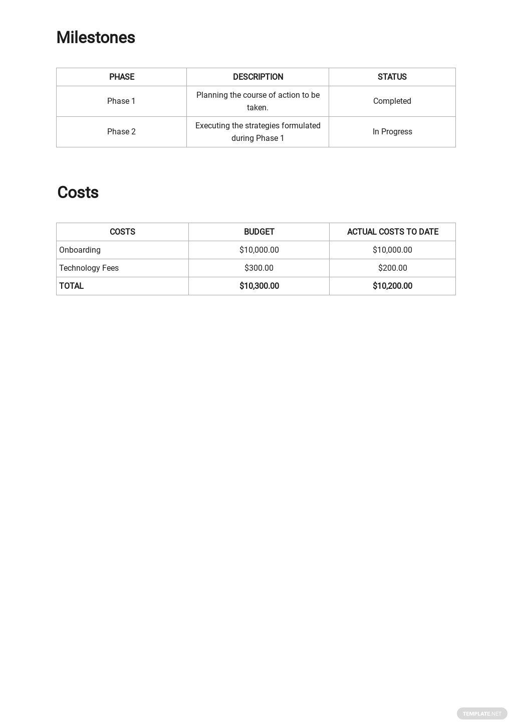 Editable Advertising Agency Monthly Client Report Template 2.jpe