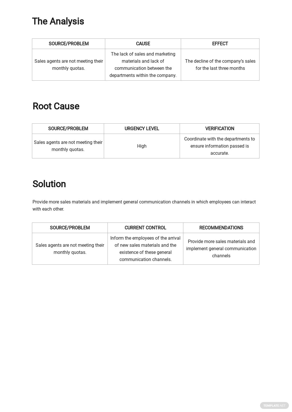 Agency Root Cause Analysis Template 2.jpe