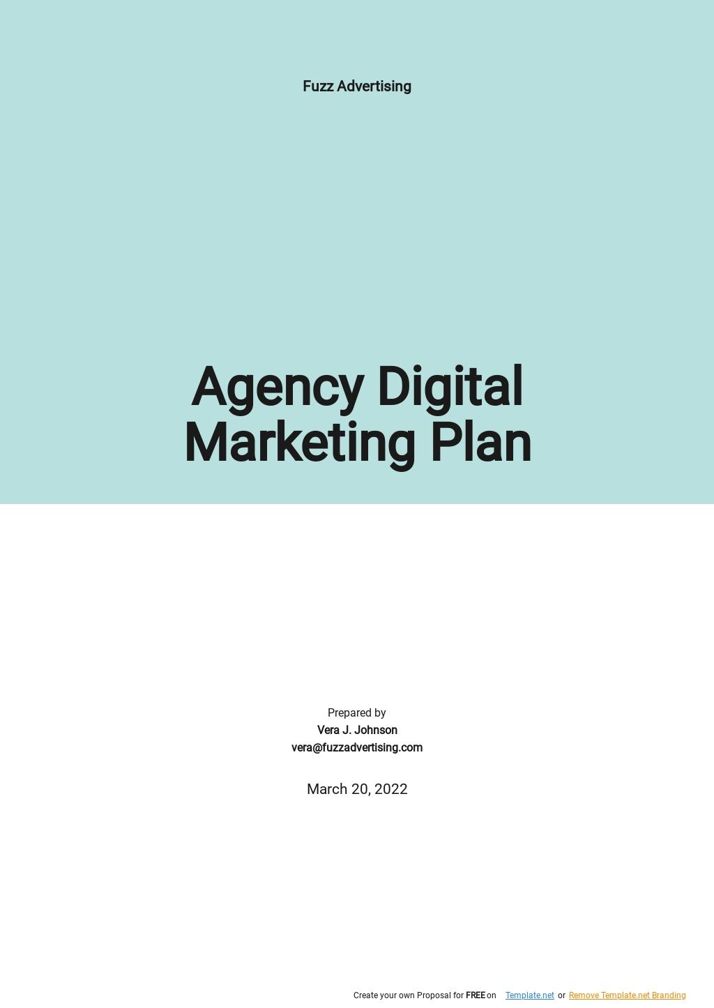 Agency Digital Marketing Plan Template.jpe