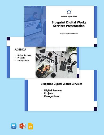 Digital Agency Presentation