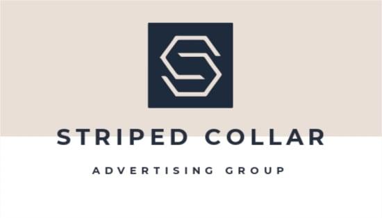 Sample Advertising Agency Business Card Template.jpe