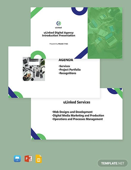 Agency Introduction Presentation