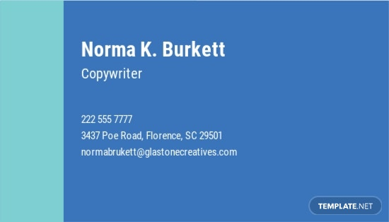 Creative Advertising Agency Business Card Template 1.jpe