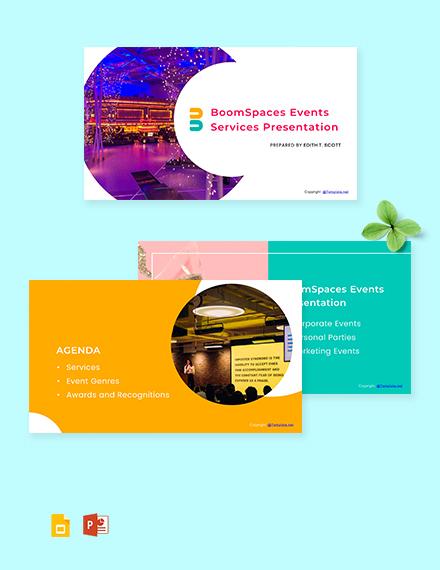 Free Creative Agency Presentation