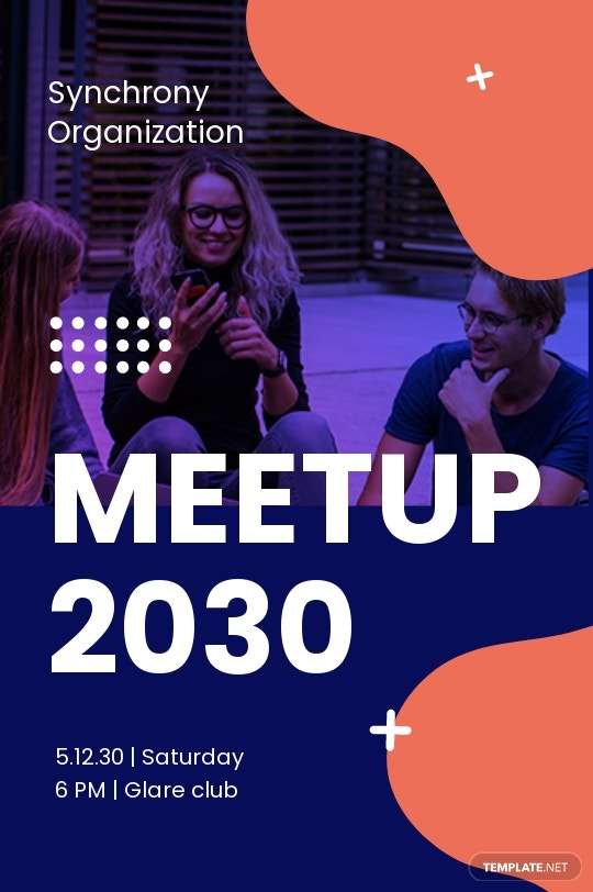 Free Meetup Event Tumblr Post Template