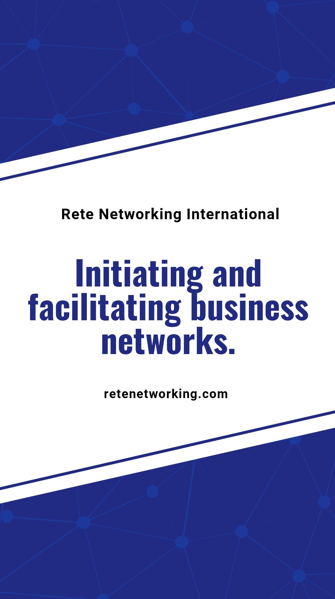 Free Business Networking Whatsapp Post Template.jpe