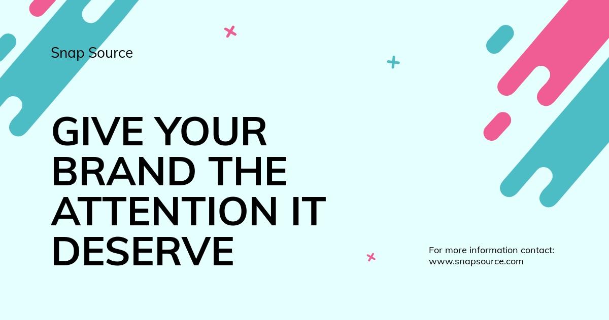 Digital Advertising Agency Facebook Post Template