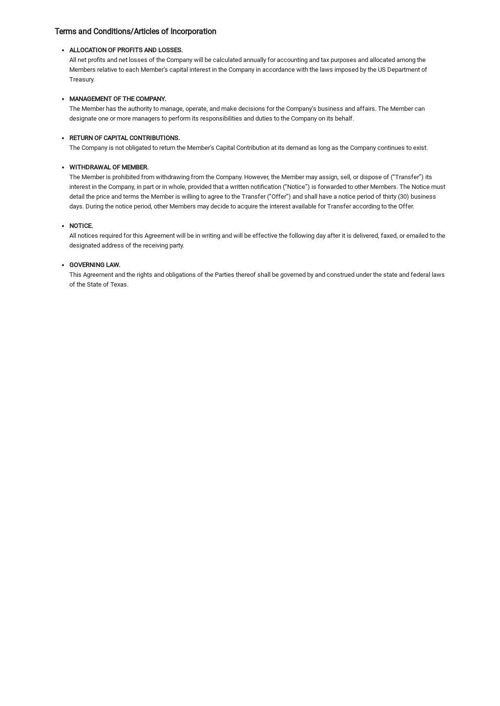 Free Sample Agency Agreement Template 1.jpe