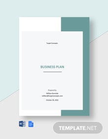 Professional Advertising Agency Business Plan Template