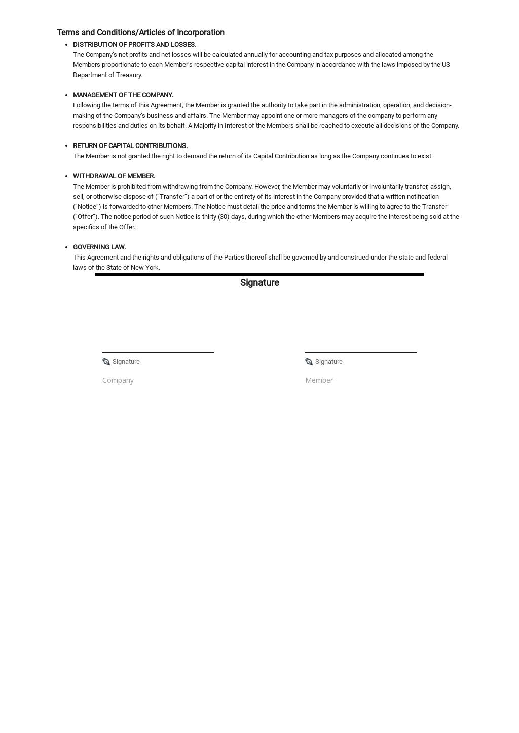 Free Simple Agency Agreement Template 1.jpe