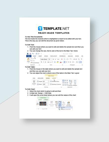 Startup Budget Worksheet Template