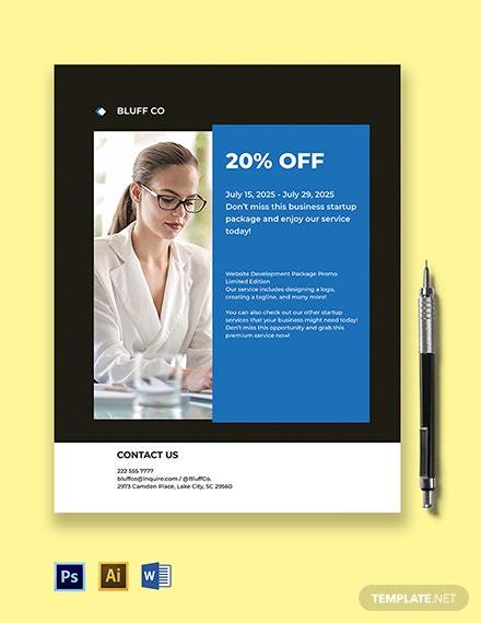 Business Corporate & Startup Agency Template
