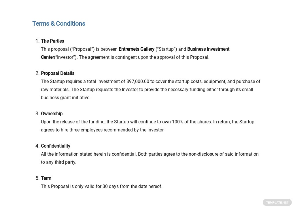 New Business Startup Proposal Template 5.jpe