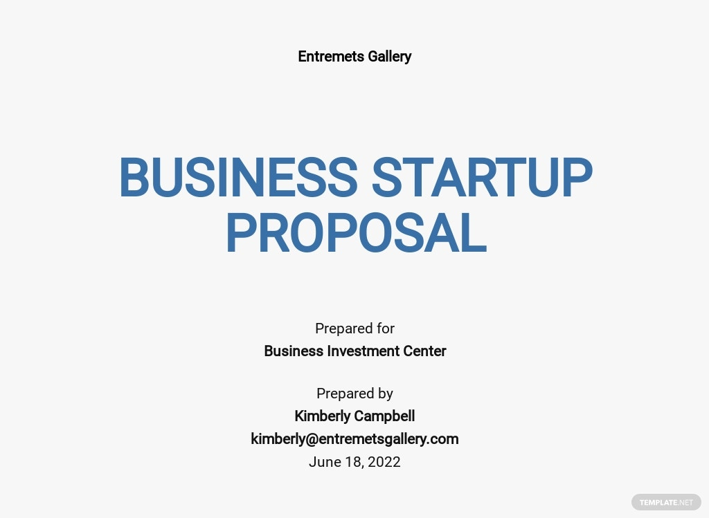 New Business Startup Proposal Template.jpe
