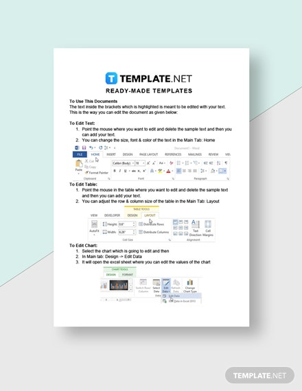 Startup Company Budget Template