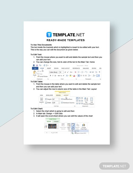 Small Business Startup Budget Template