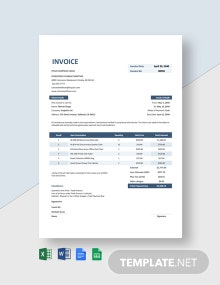 Invoice Financing Startup Template