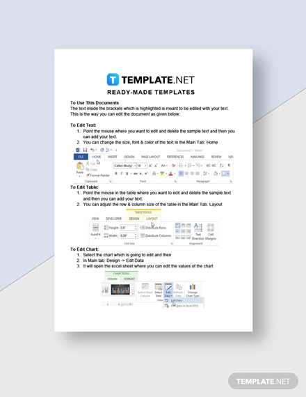 StartUp Costs Spreadsheet Template