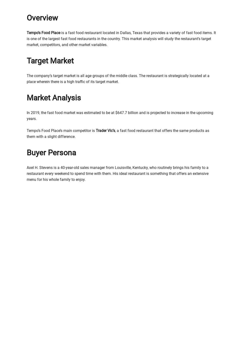 Free Market Analysis Template 1.jpe