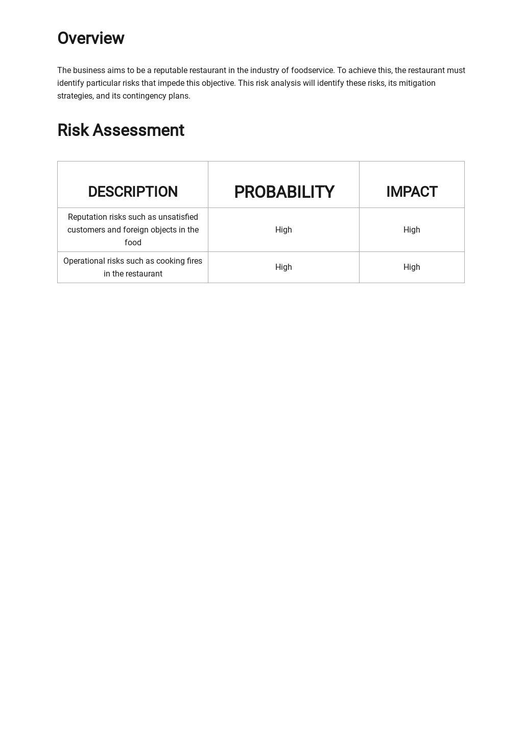 Free Risk Analysis Template 1.jpe